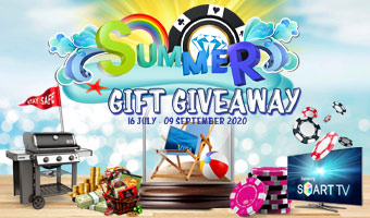 Summer Gift Giveaway 2020