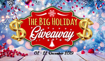 The Big Holiday Giveaway