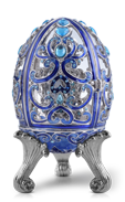 The Imperial Blue Diamond Egg