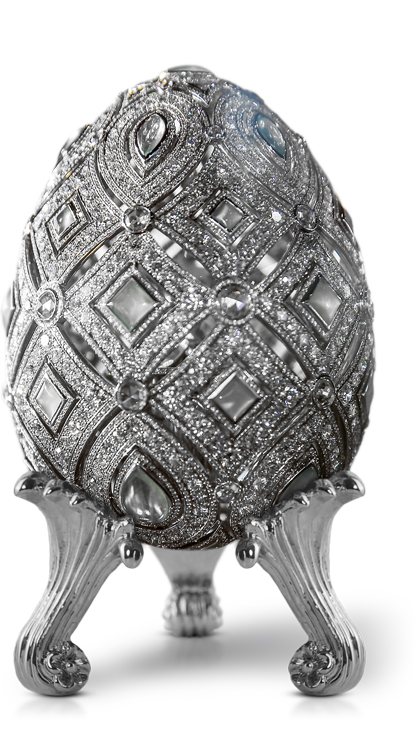 The Pure Diamond Egg
