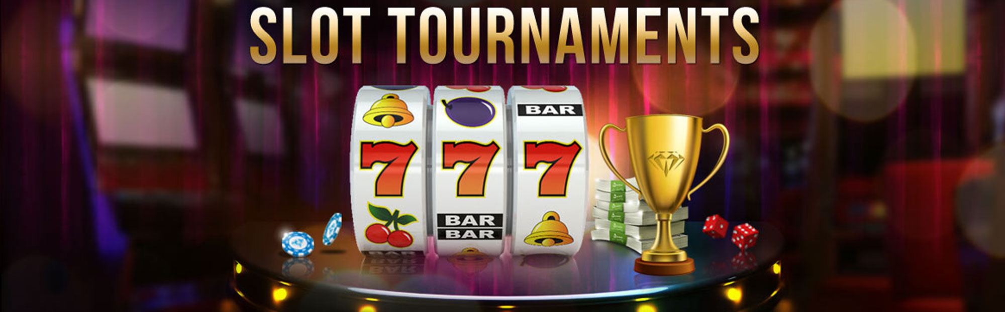 Diamond Reels - Slots Tournaments
